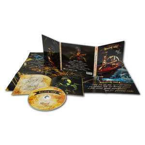 Running Wild - Rapid Foray CD Digipack für 5,99 € bei Nuclear Blast
