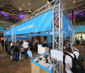 [Lokal] Hannover - Kostenlose Tagestickets für die Maker Faire am 17. und 18. August