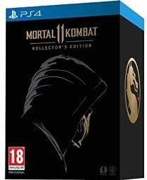 Mortal Kombat 11Kollektor's Edition (PS4) [Netgames]