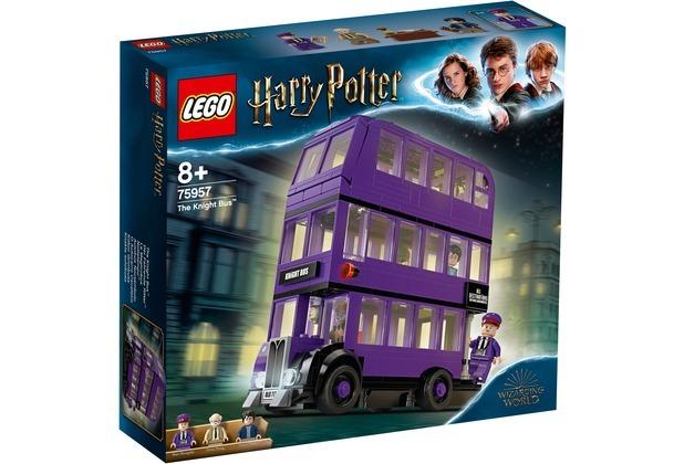 LEGO 75957 Harry Potter Fahrender Ritter (Knight Bus) [Rakuten+Masterpass]