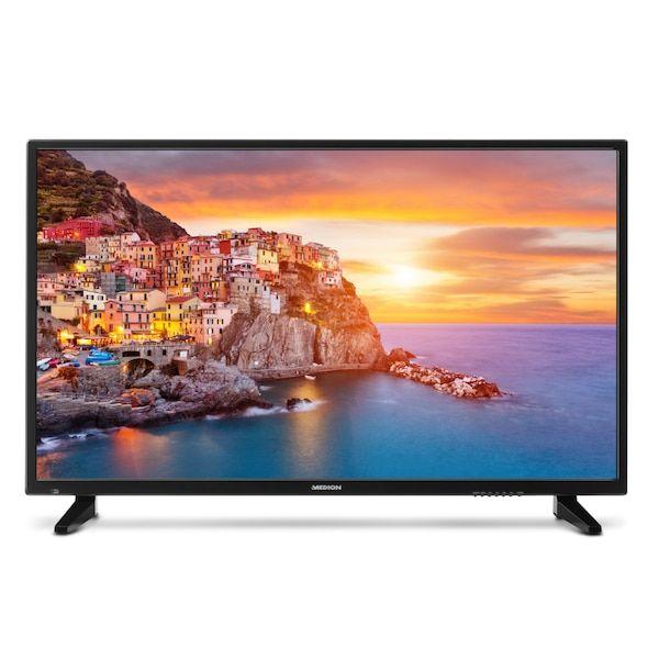 "MEDION® LIFE® P18118 TV, 138,8 cm (55""), Ultra HD, integrierter Mediaplayer, PVR ready, DVB-T2 HD, HD Triple Tuner, CI+ [Medion Shop]"