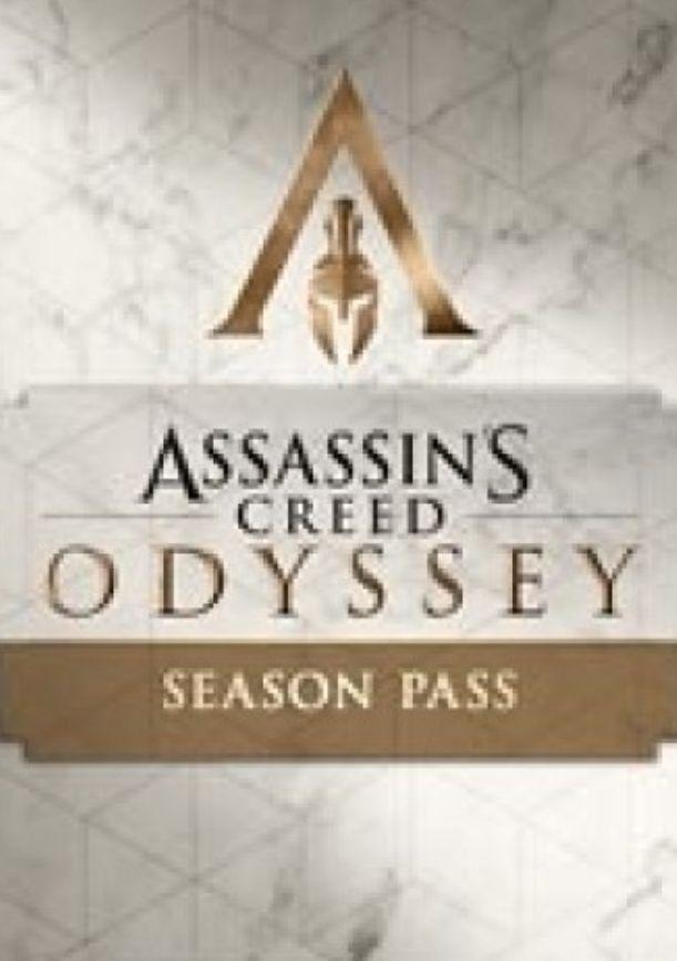 Assassins Creed Odyssey Season Pass PS4