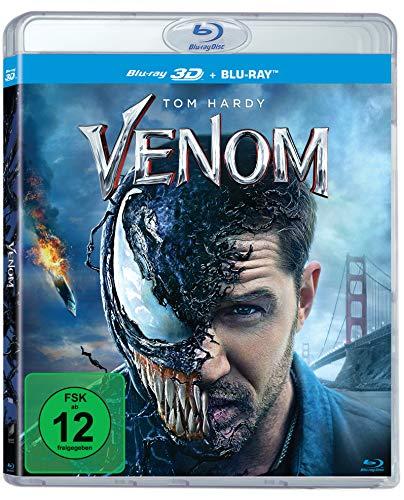 Venom 3D (Blu-ray 3D + Blu-ray) für 11,97€ (Amazon Prime)