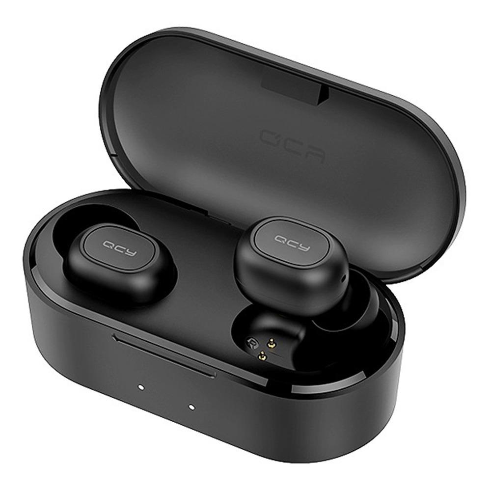 QCY T2C TWS Bluetooth 5.0 Drahtloser Kopfhörer mit Ladebox