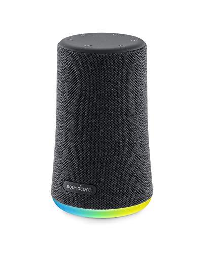 Soundcore Flare Mini Bluetooth Lautsprecher mit IPX7 Wasserschutzklasse, LED-Lichteffekte mit 360° Sound und BassUp™ Technologie [Amazon]