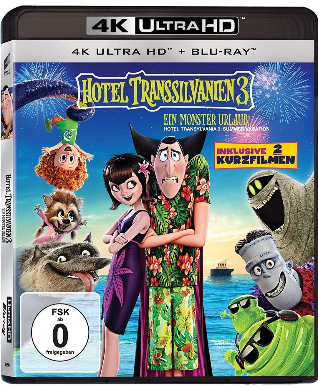 Hotel Transsilvanien 3 in 4k [Amazon Prime]