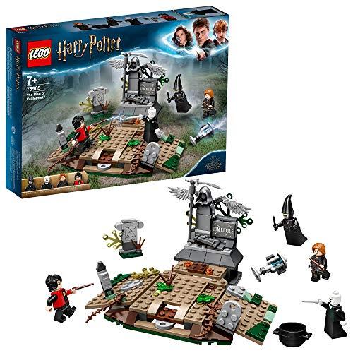 """LEGO Harry Potter 75965 Der Aufstieg von """"Du-weißt-schon-wem"""" [Amazon Prime]"""