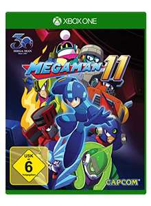 Mega Man 11 (Xbox One) [Amazon Prime Marketplace]
