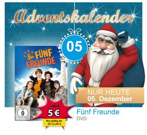 Fünf Freunde (DVD)