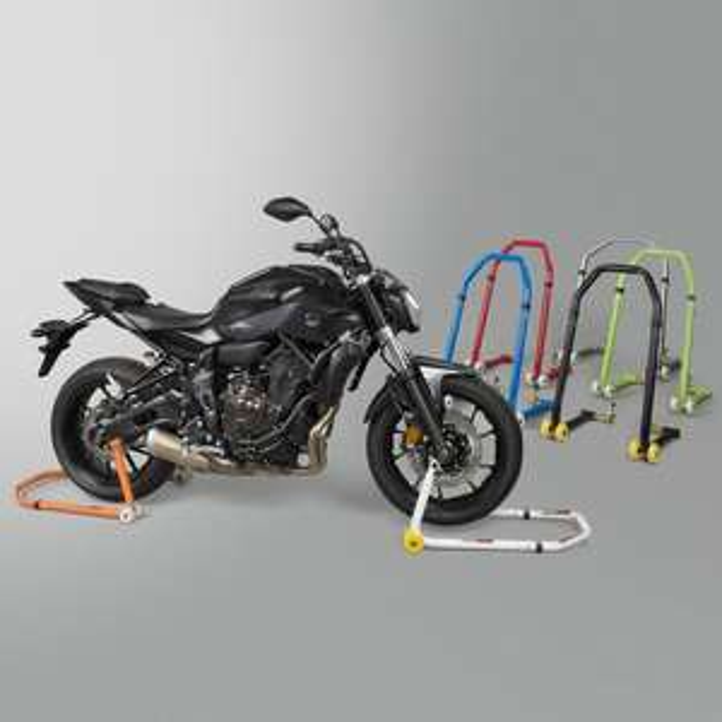 XL MOTO Motorrad Montageständer Proworks 2 in 1 (Vorne/Hinten)