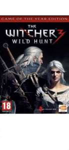 The Witcher 3 GOTY Edition
