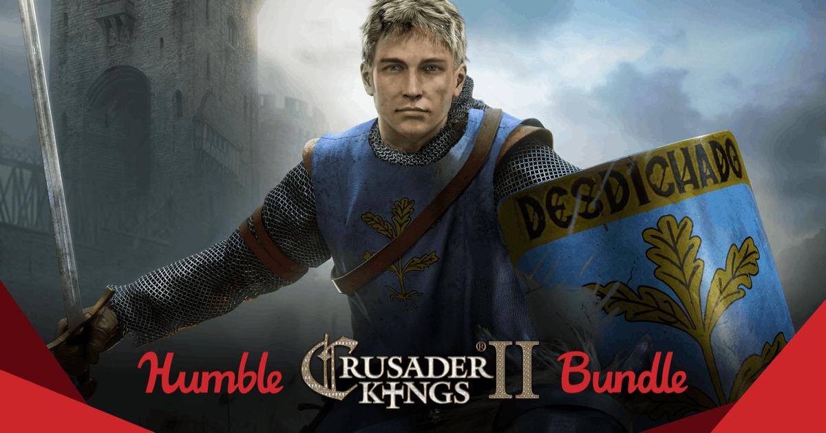Humble Crusader Kings II Bundle (Steam) ab 0,90€
