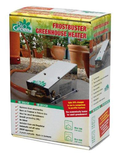 Amazon Bio Green Mini 800 W Gasheizung für Gewächshaus