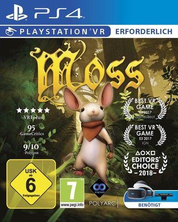 [Expert Halle] Moss für 15€ bei Abholung bzw 18,99€ mit Versand (PS4)