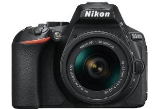 [Saturn] Nikon DSLR D5600 Kit AF-P 18-55mm VR + AF-S DX 35mm 1,8G [bei Marktabholung 499€]