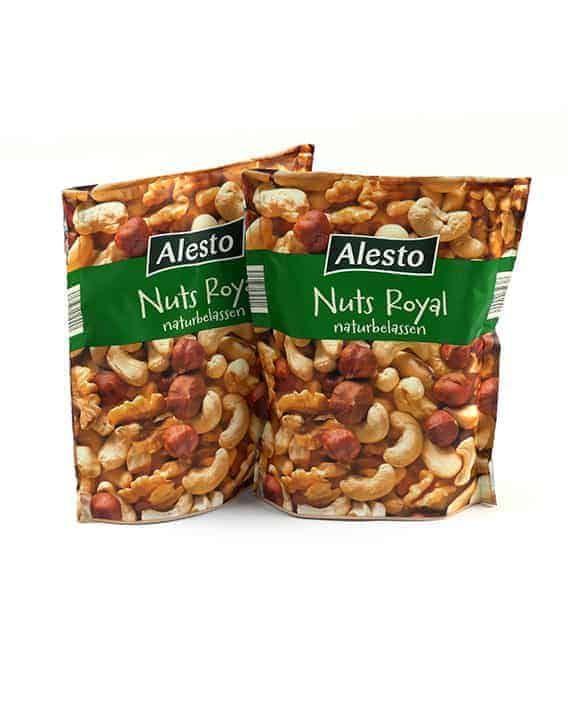 Nuss Mischung - Nuts Royal die 200g Packung im Angebot bei Lidl