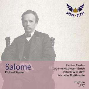 "[Opera Depot] ""Salome"" von Richard Strauss als Gratis-Download"