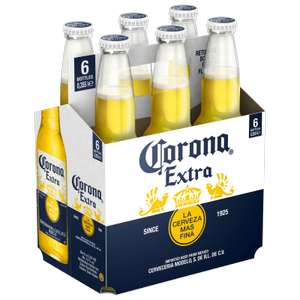 Corona Extra Mexican Beer / Bier ¦ 2 Sixpacks (=12 x 0,355l) ¦ bei [REWE] ab 05.08.