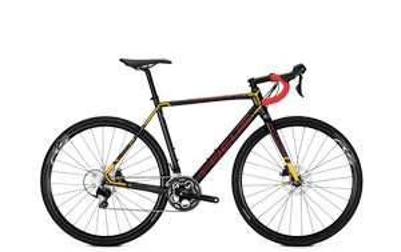 Focus Mares 105 Cyclocross Bike (Carbon/ 105/ 8.4kgs) - 2018 (M,L,XXL)