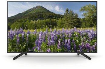 "Sony KD-65XF7096 164 cm (65"") LCD-TV mit LED-Technik schwarz"
