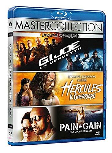 G.I. Joe + Pain & Gain + Hercules (3x Blu-ray) für 10,07€ inkl. Versand (Amazon ES)