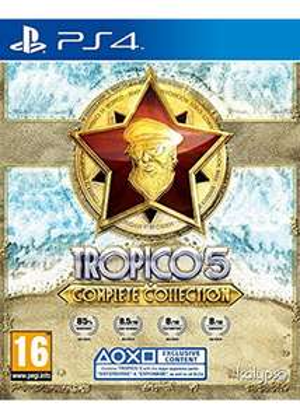 Tropico 5 Complete Collection (PS4) für 12,26€ (Base.com)