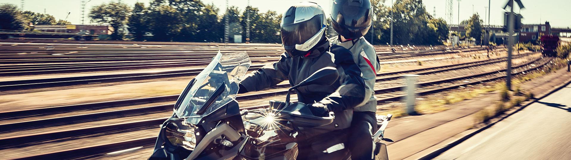 BMW Motorrad Schutzbekleidung: Aktionsrabatt 15% bei teilnehmenden BMW Partnern