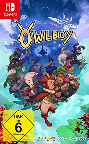 Owlboy (Switch) für 14,99€ (Amazon)