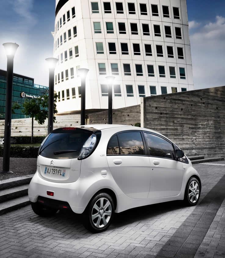 [Testleasing: Privat- u. Gewerbe] Citroën C-Zero (67 PS) mtl. 149€ brutto/125,21€ netto, 6 Monate, 10.000 km, inkl. Versicherung [EZ 5/19]