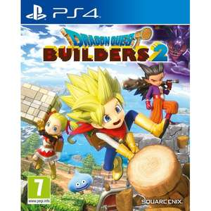 Dragon Quest Builders 2 (PS4) [Shop4de]