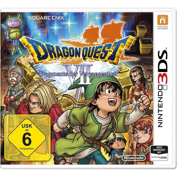 Dragon Quest VII: Fragmente der Vergangenheit & Miitopia (3DS) für je 10€ (Smyths Toys)