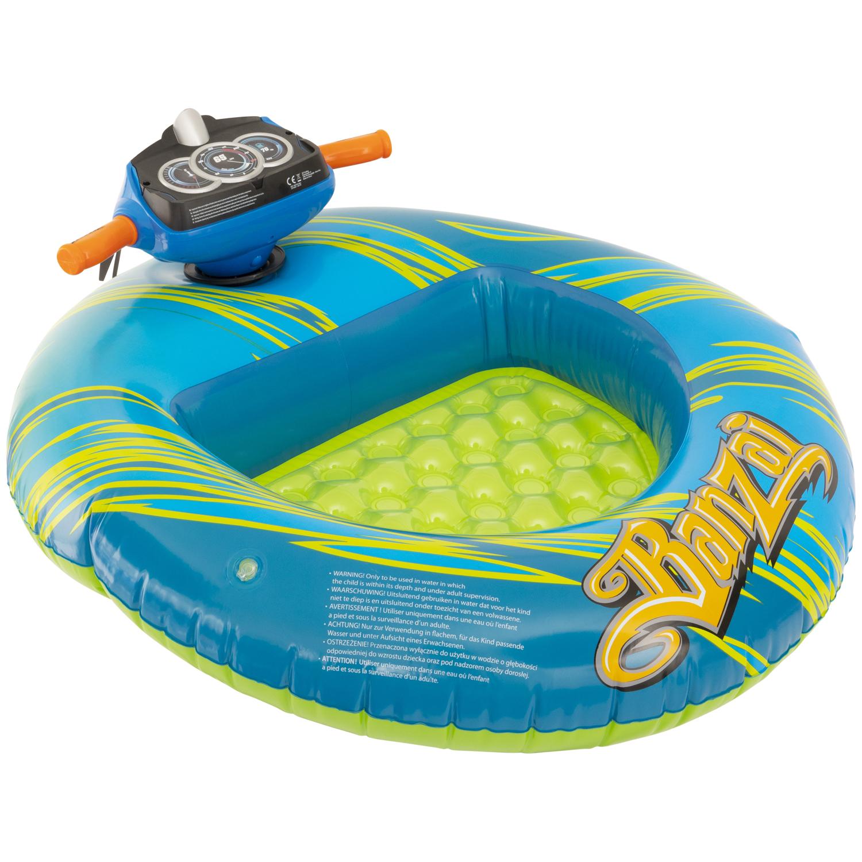 [Action] Wasserspielzeug Bumper Boat ~ Wasserscooter mit E-Motor