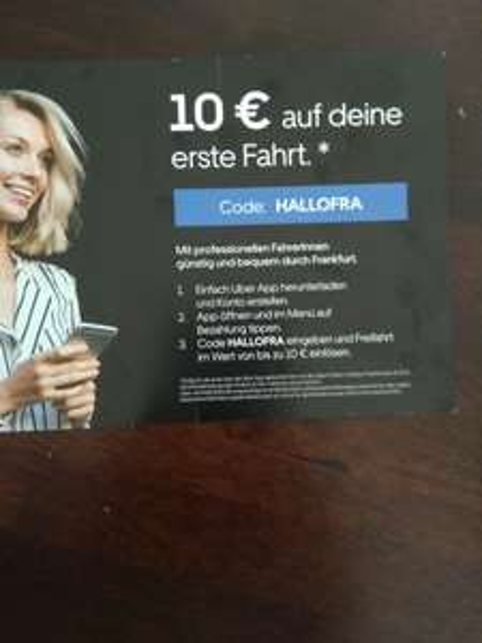 Neukunden UBER 10 Euro Freifahrt möglich
