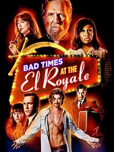 Bad Times at the El Royale in HD bei Amazon Prime Video zu kaufen