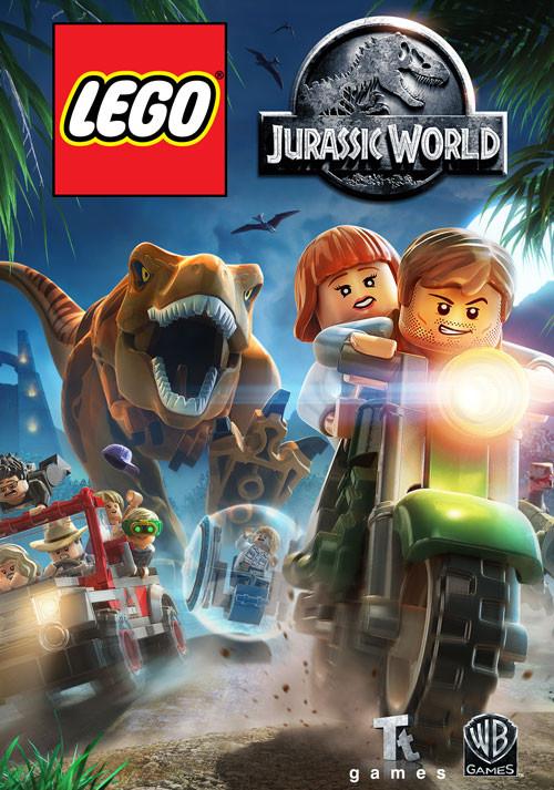 Lego Jurassic World (Steam) für 2,29€ (CDkeys)