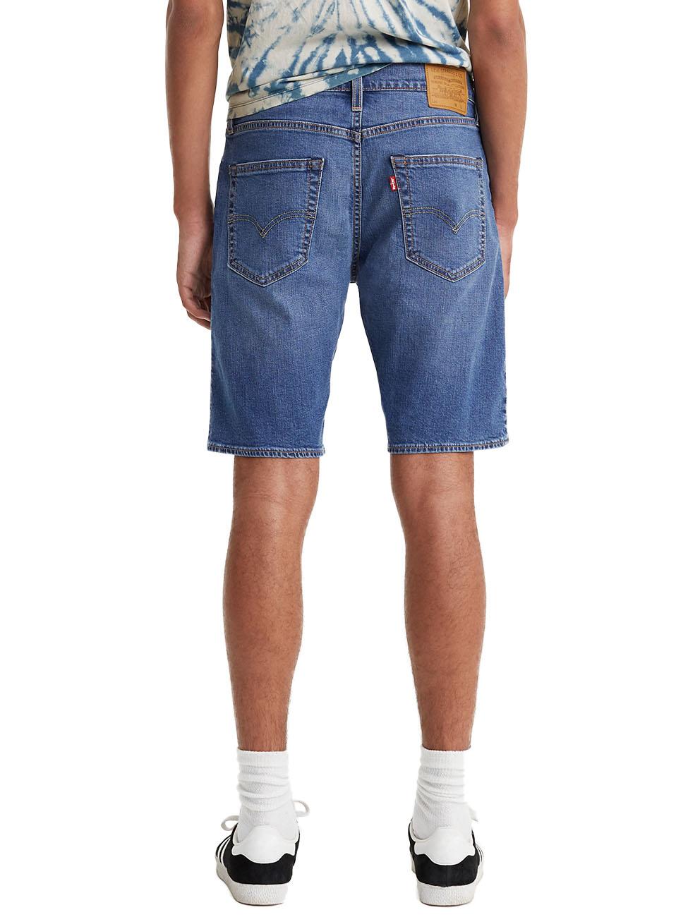 Fashion Friday - Shorts-Spezial für den mydealz-Mann, z.B. Levi's Jeans Shorts 502 Tapper Hemmed in 6 Waschungen