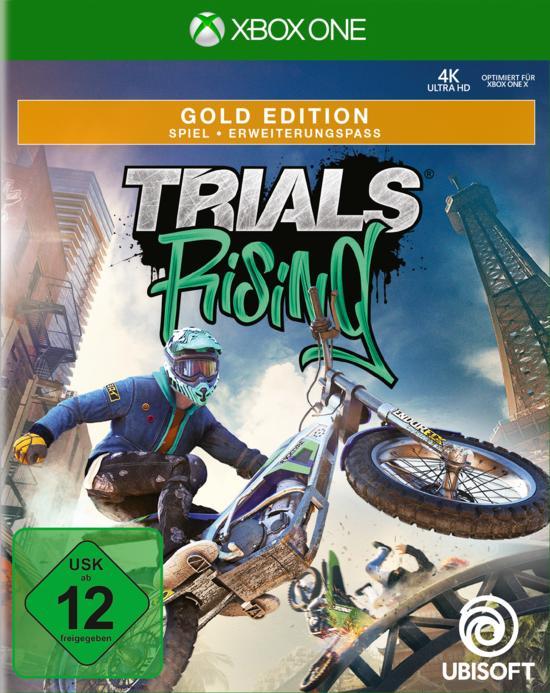 Trials: Rising Gold Edition (Xbox One) für 15,39€ (Amazon Prime)