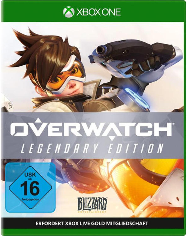 Overwatch: Legendary Edition (Xbox One) für 16,06€ (Amazon Prime)