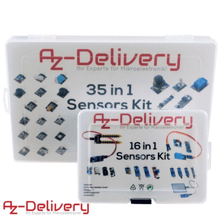 BUNDLE: 2 Sensorenkits für nur 19.98 inkl. Versand nach DE +UPDATE: GRATIS Nano V3 für Neukunden