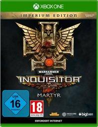 Warhammer 40k Inquisitor Martyr Imperium Version (XBox oder PS4)