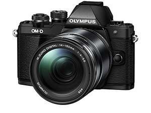 Olympus OM-D E-M10 Mark II Kit 14-150 mm II schwarz [Amazon ES]