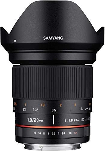 [Amazon] Samyang 20mm f1.8 ED AS UMC Sony FE-Mount