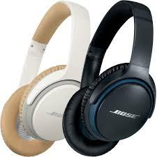 Bose SoundLink Around-Ear Wireless II - Over-Ear Kopfhörer (NFC, 150g, 3,5mm) weiß o. schwarz für 129€