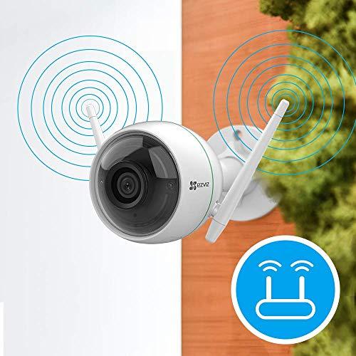 EZVIZ C3WN 1080p FHD Überwachungskamera aussen WiFi 2.4Ghz Kamera