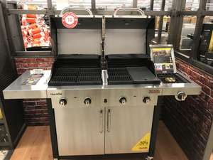 CHAR-BROIL PROFESSIONAL 4600 in der Metro mit 20% Coupon