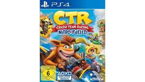 Crash Team Racing - Nitro-Fueled (PlayStation 4 & Switch) [Müller & Amazon Prime]