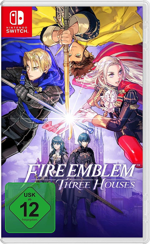 Fire Emblem: Three Houses (Switch) für 43,99€ (Müller Lokal)