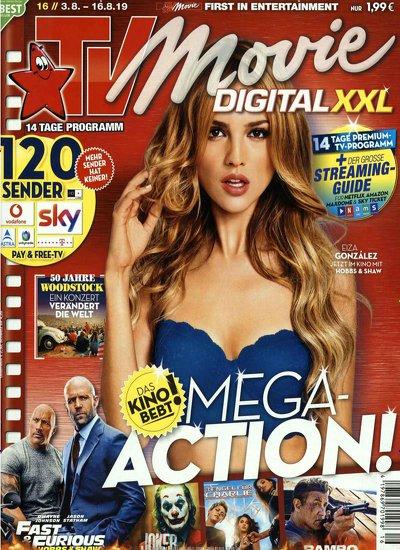 TV Movie XXL Abo für 54,14 € mit 55 € Amazon-Gutschein + 40° Payback Punkte