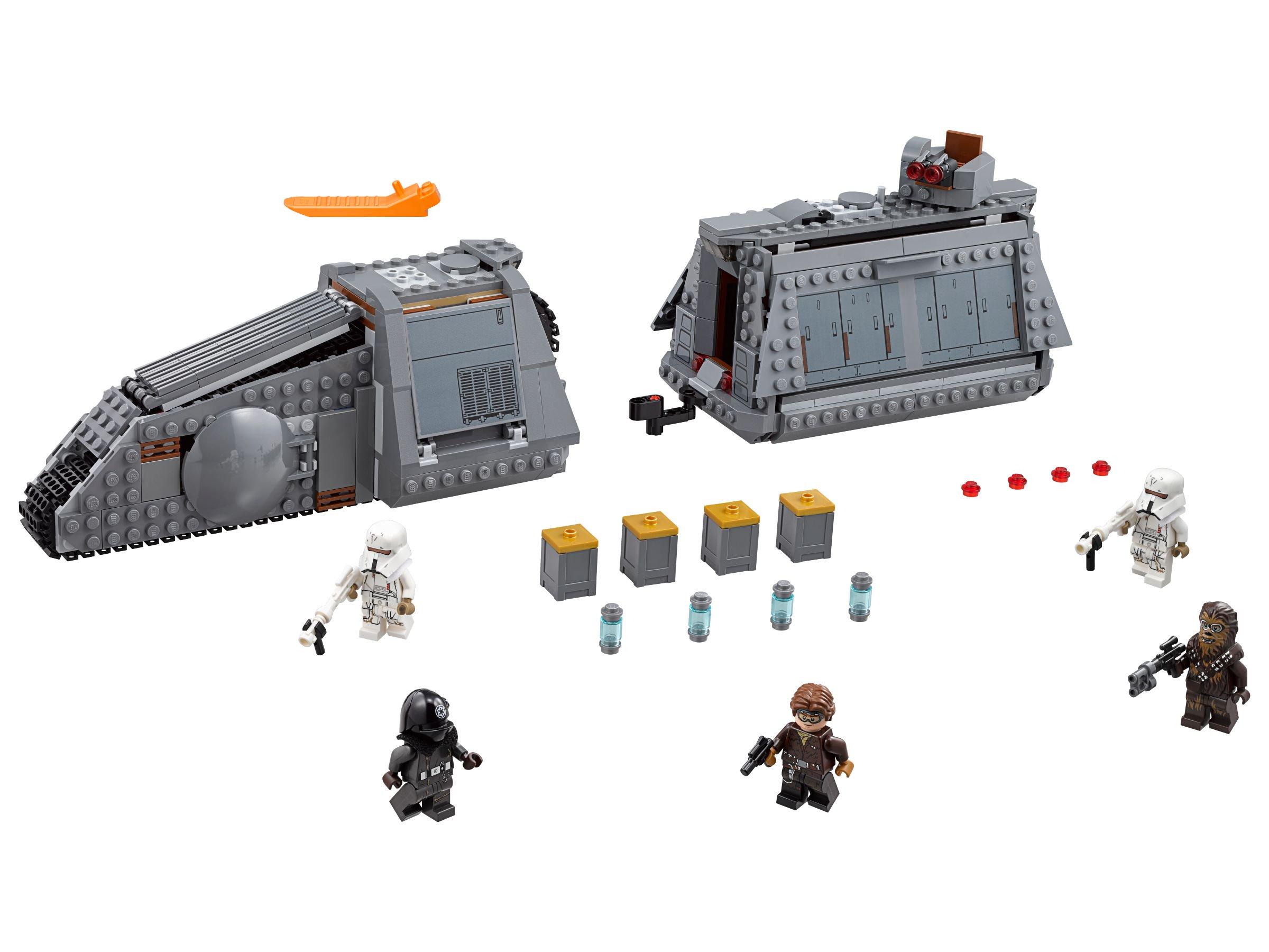 LEGO Star Wars - Imperial Conveyex Transport (75217) Amazon UK 48,20 Euro