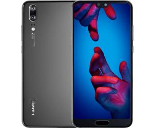 "Huawei P20 - 5.8"" Dual-SIM Smartphone (128GB, 4GB RAM, NFC, USB-C, Android 9) schwarz o. blau"